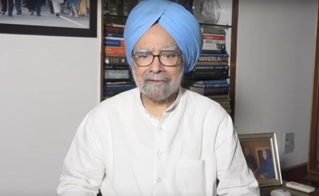Former Indian PM Manmohan Singh slams Modi govt's 'economic mismanagement'
