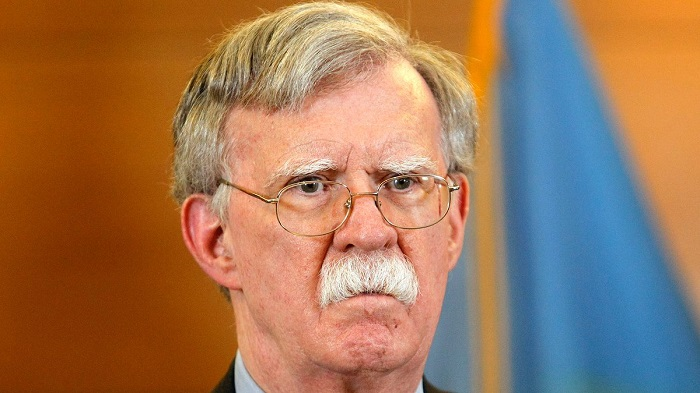 Trump fires 'hardline' National Security Advisor John Bolton