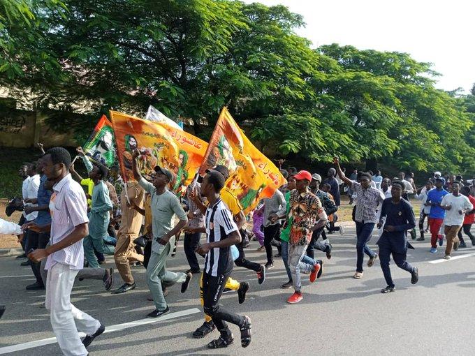 Nigerian military denies detaining thousands of children