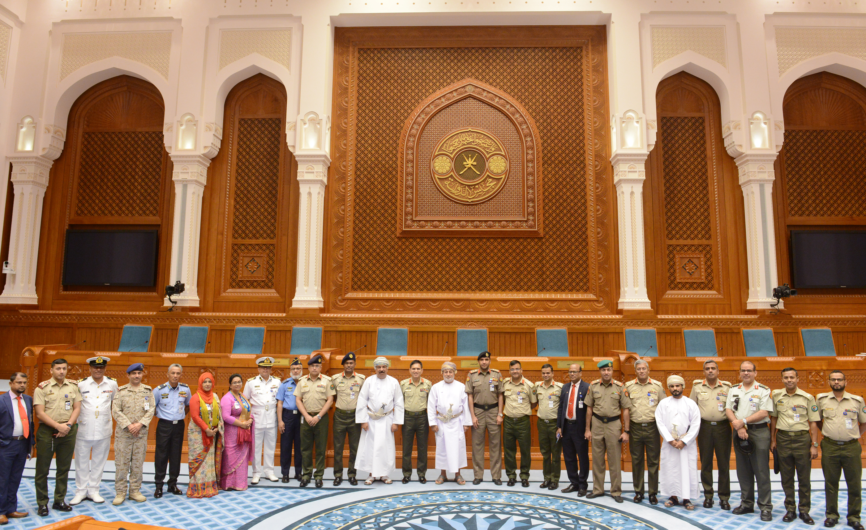 State Council receives NDC delegation from Bangladesh