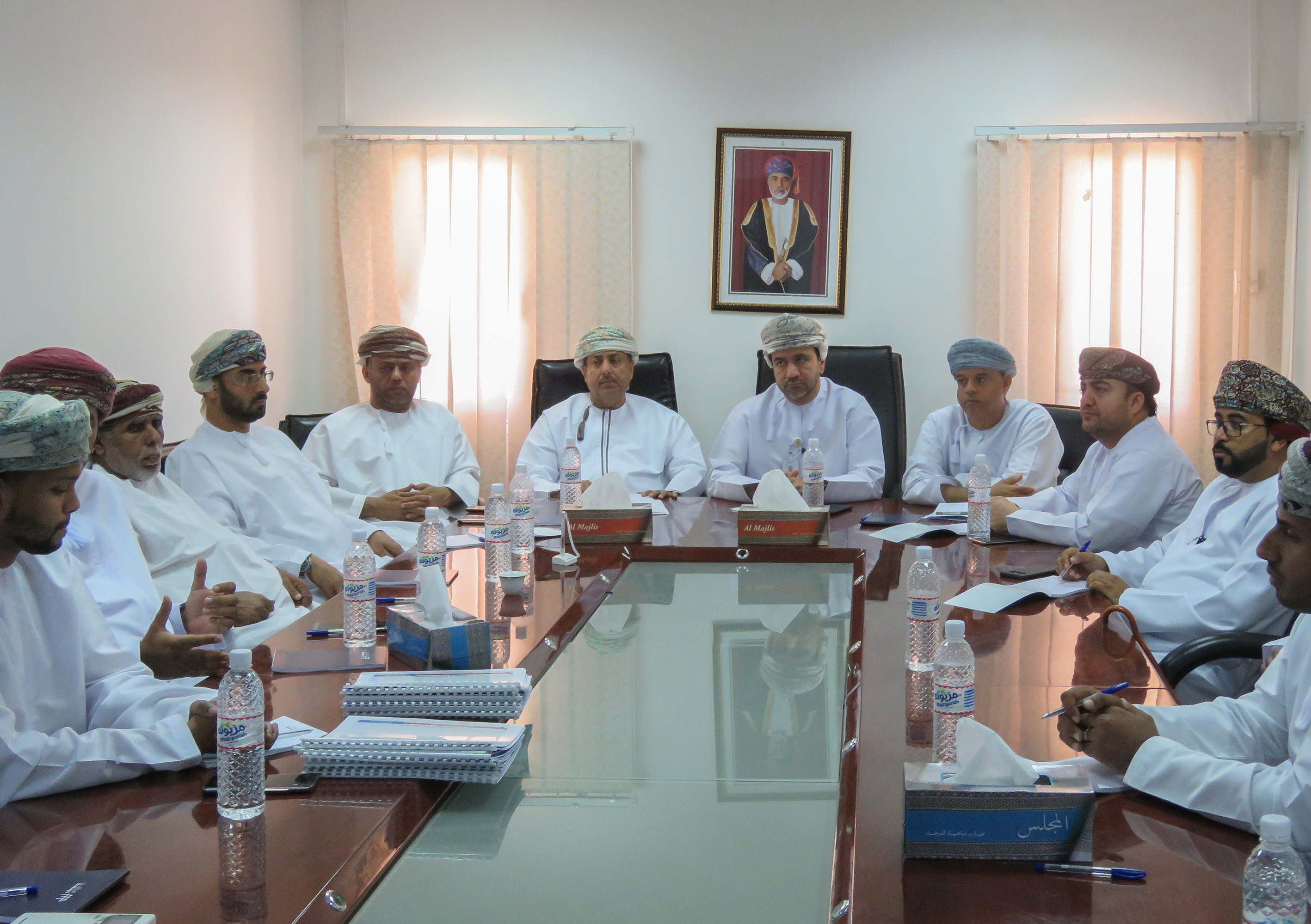Madayn conducts Omanisation training workshops for companies in Dhofar