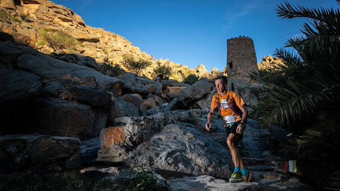 New youth distance courses launched at this year's UTMB trail running event