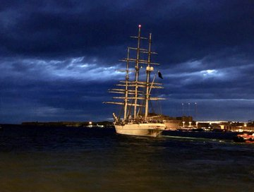 Shabab Oman II to sail home next