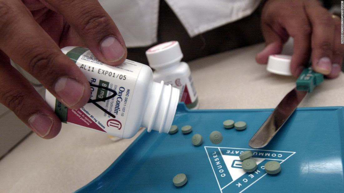 OxyContin manufacturer Purdue Pharma files for bankruptcy protection
