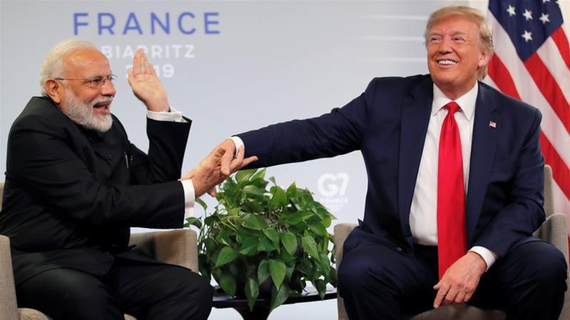US President Trump to attend Modi's Houston rally