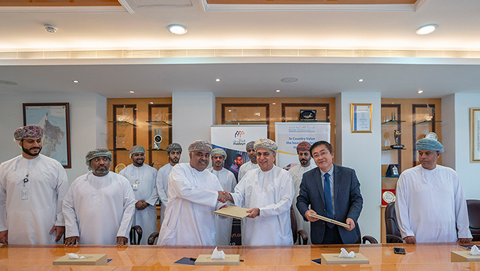Cooperation agreement signed between Madayn and Daleel Petroleum