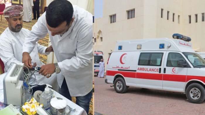 Health Minister launches travel medicine service in Oman
