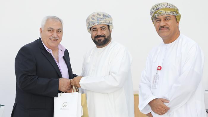 Z-Corp honours referees of fourth Mitsubishi Oman Handball School Championship