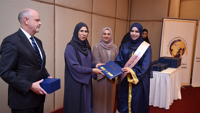 Graduation of fourth batch of early childhood diploma students celebrated