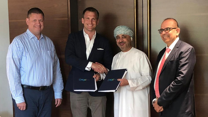 National Gas Oman partners with Petredec for India terminal project