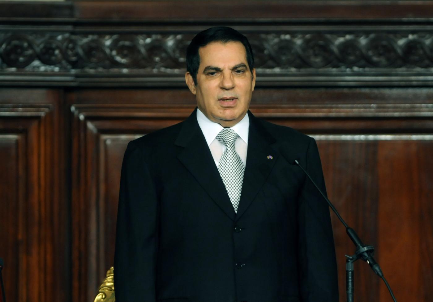 Former Tunisian leader Ben Ali dies in exile