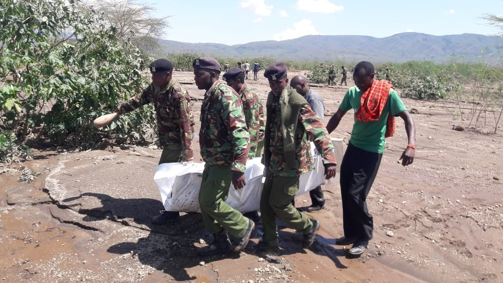 Several die in flash floods at Kenyan National Park