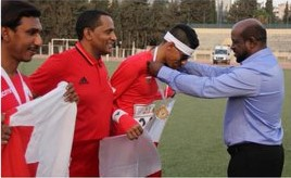 Oman wins four gold medals at West Asian Para Games