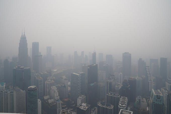 Millions at risk due to Indonesian forest fires: UNICEF