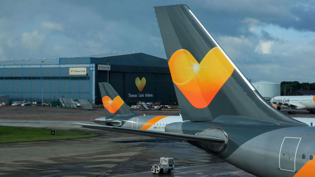 Thomas Cook crew and clients stuck in Cuba