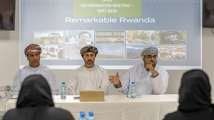 OPEX 2020 in Rwanda to offer promising opportunities for Omani products
