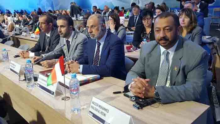 Oman takes part in SAI Congress in Russia