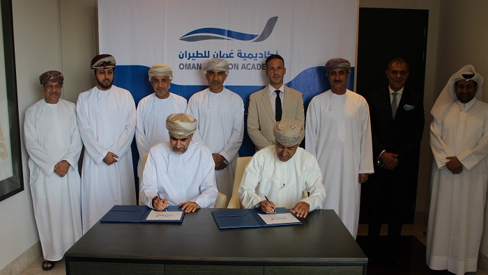 Deal signed for aviation academy building in Sohar