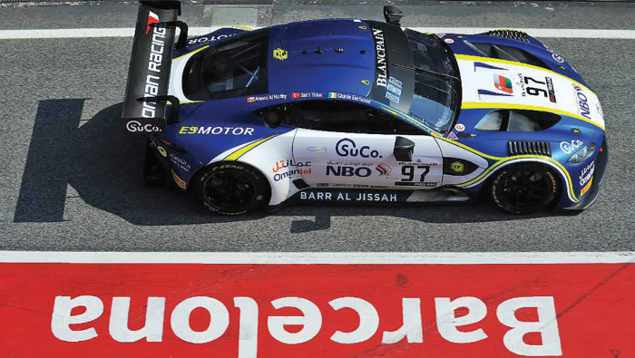 Al Harthy one race away from history-making title
