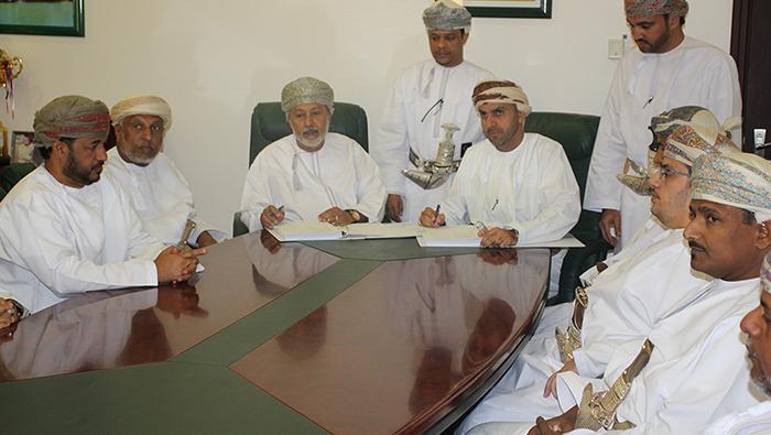 Salalah Sanitary Company inks OMR 45 million deal to build new sewage project