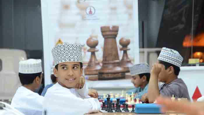 Z-Corp, Oman Chess Committee hosts chess tournament in Ibri