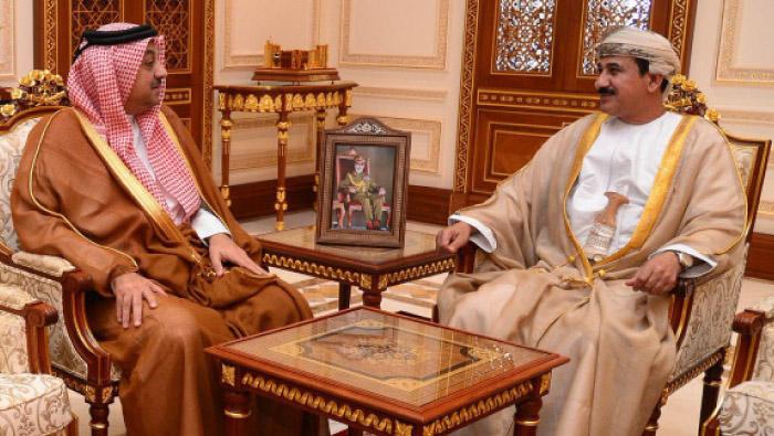 Al Nu'amani meets Qatari minister