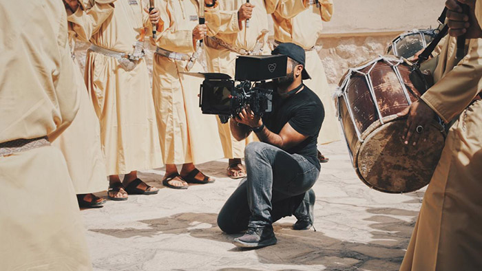How young Omanis are fusing the traditional and the modern