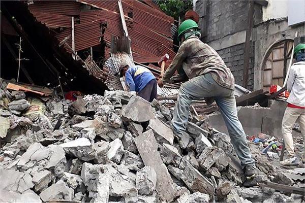مصرع وإصابة 30 شخصا في زلزال بقوة 5.4 درجة بالصين
