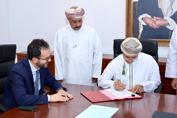 Shell, Ministry of Oil and Gas sign exploration agreement