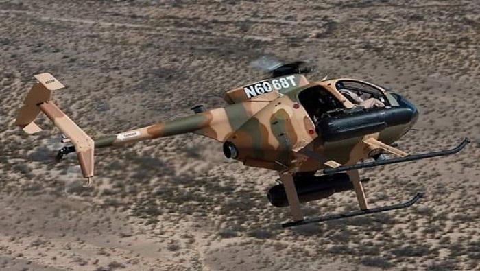 Airstrike kills 4 militants in west Afghanistan