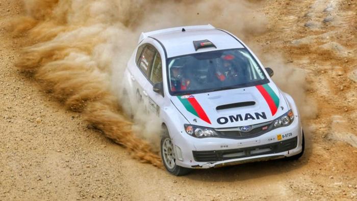 Al-Rawahi grabs Jordan National Rally crown
