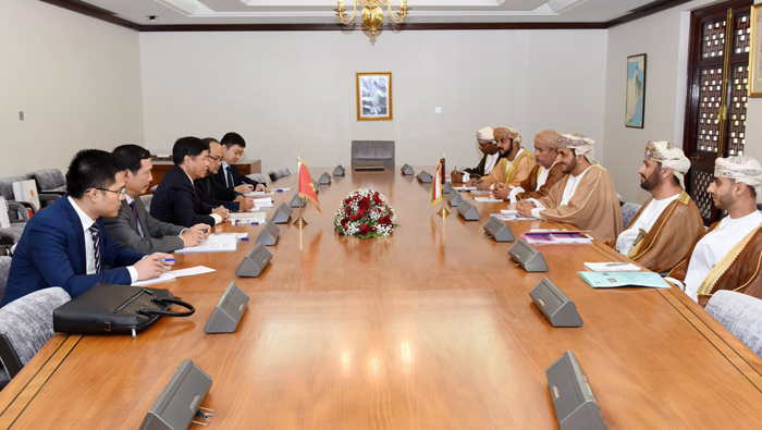 Sultanate, Vietnam hold bilateral talks