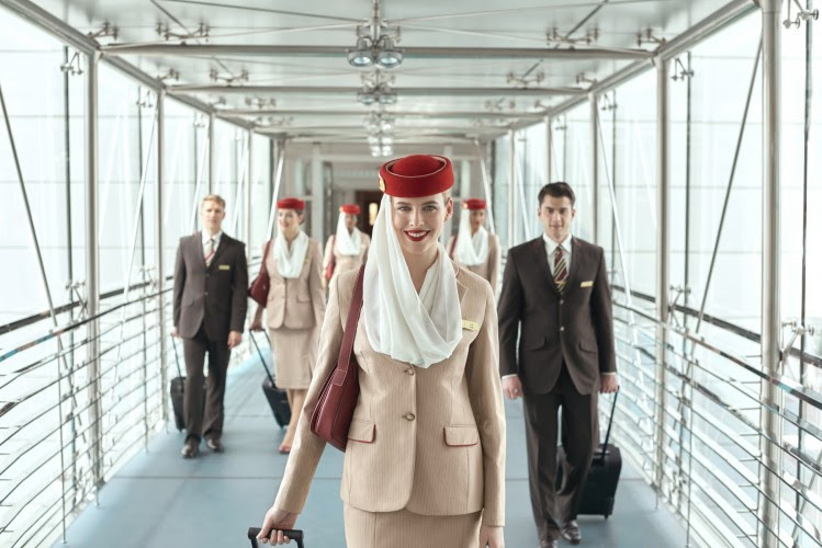 Are you looking for a job with Emirates?