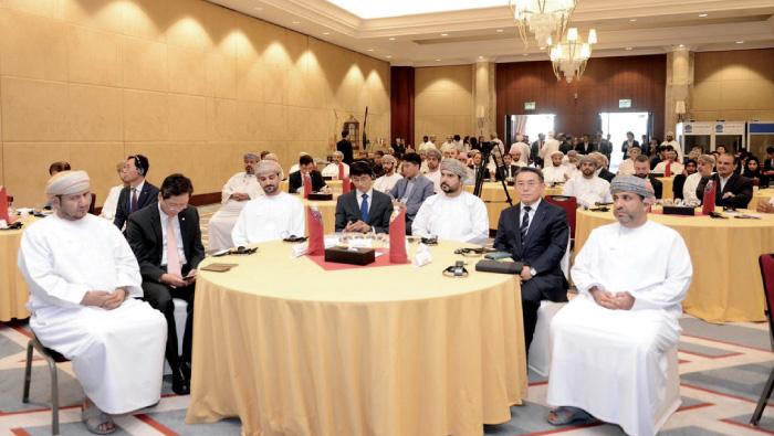 Oman, Korea to boost trade ties
