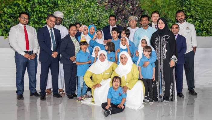 Al Falaj Hotel Muscat organises CSR activity