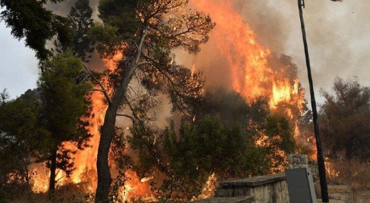 تجدد اندلاع الحرائق في مناطق جنوب لبنان