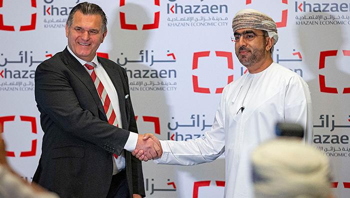 Galfar to set up its new hub at Khazaen