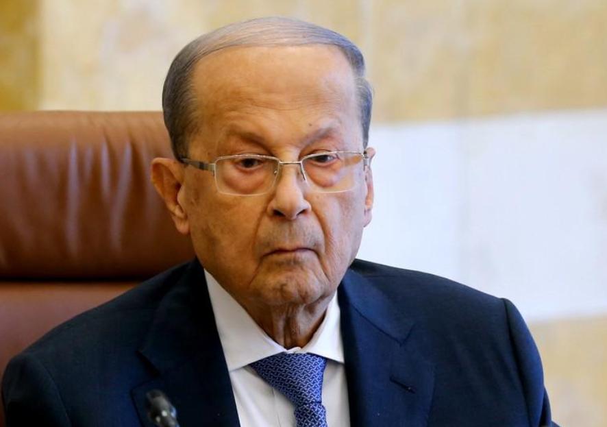 """الرئيس اللبناني:  تعميم تهم الفساد """"ظلم كبير"""""""