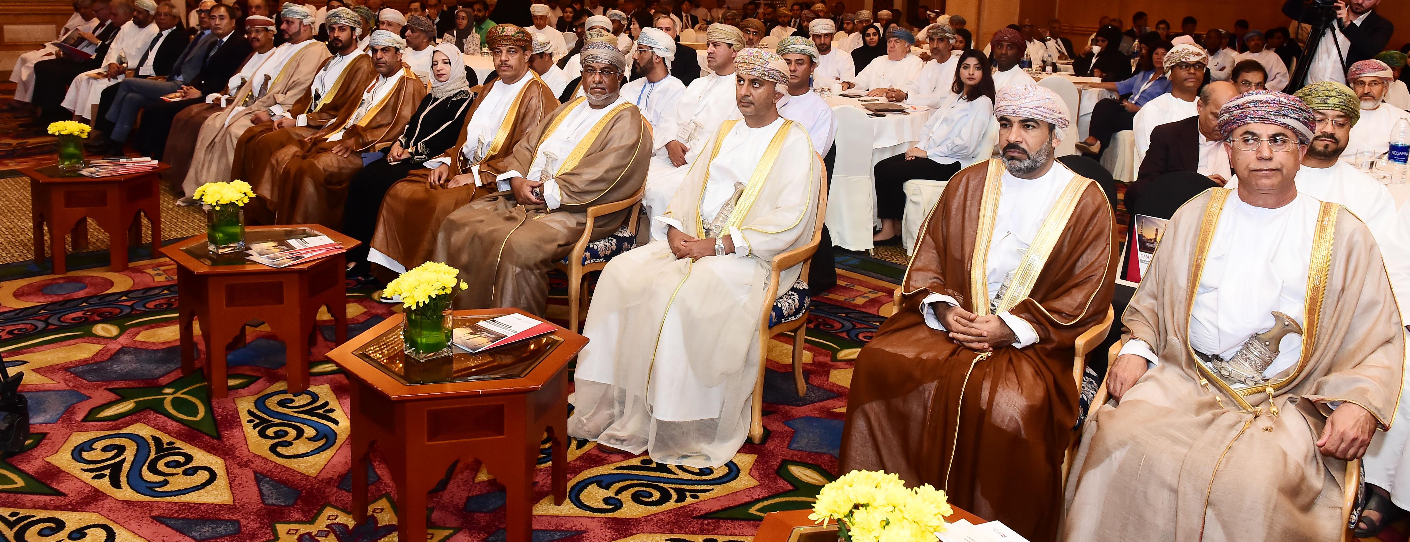 """بدء أعمال مؤتمر عُمان لـ""""المناطق الاقتصادية والحرة"""" لعام ٢٠١٩"""