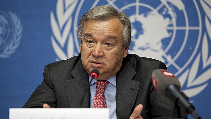 """UN chief voices concern over violence amid global """"wave of demonstrations"""""""