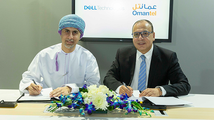Omantel signs MoU with Dell Technologies