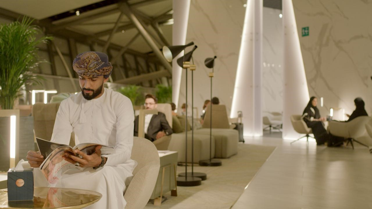 Oman Aviation Services announces the availability of Majan Lounge to receive passengers