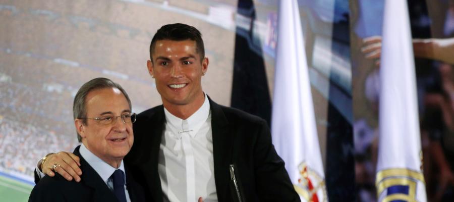 """رئيس """"ريال مدريد"""" يعرض على """"رونالدو"""" العودة"""
