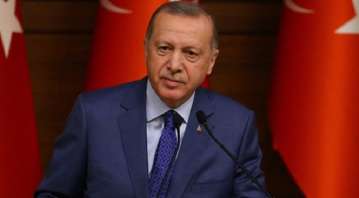 """Turkish president says killing of IS leader """"turning point"""""""