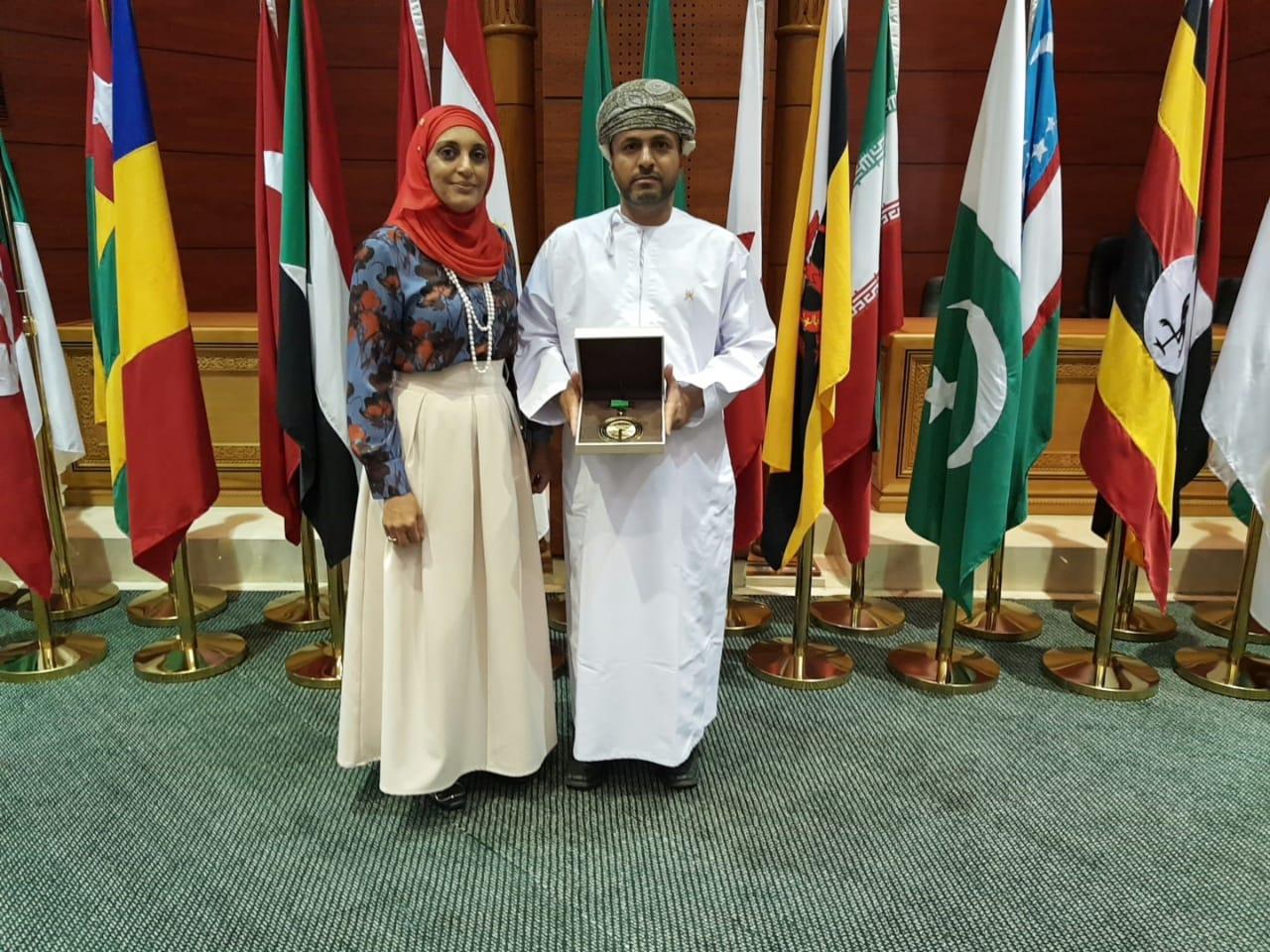 السلطنة تحصد المركز الأول في جائزة السعودية للإدارة البيئية