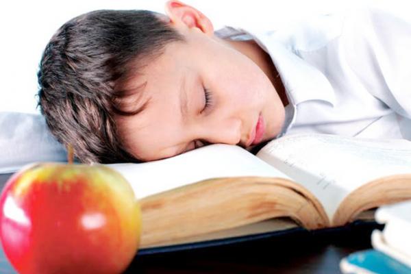 دراسة بجامعة نيويورك : النوم الجيد يساعد على التحصيل الدراسي