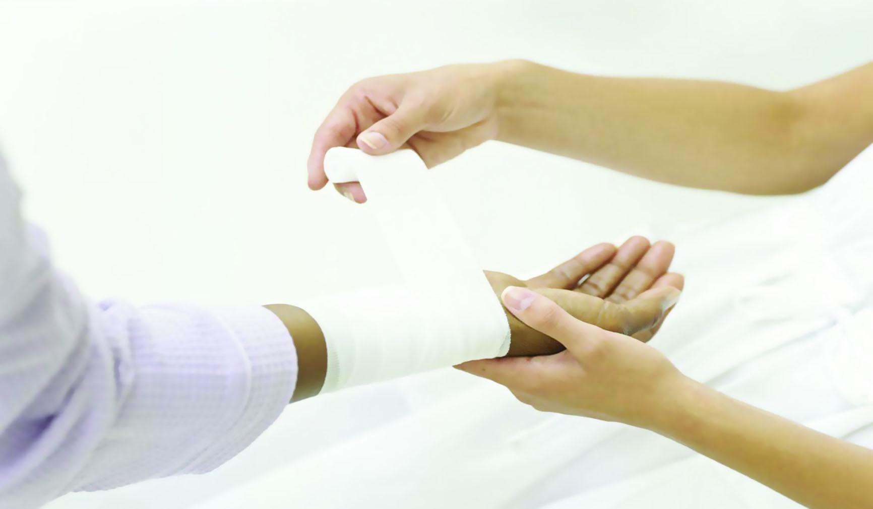 تقنية طبية تساعد على التئام الجروح خلال ثوان