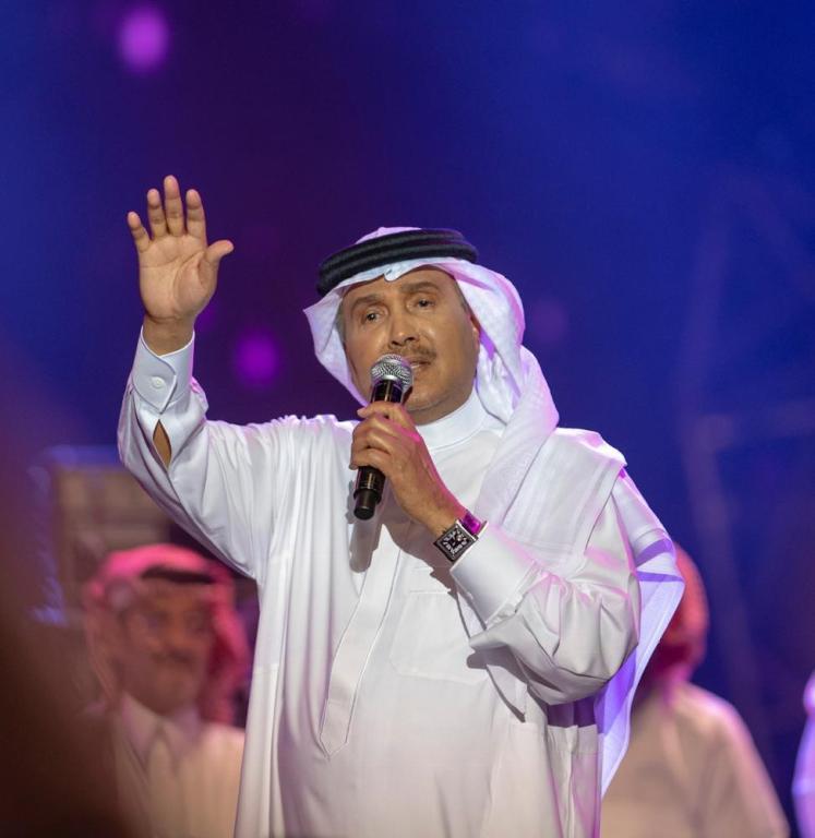 حفلان أسطوريان لمحمد عبده وعبادي الجوهر في السعودية قريبا