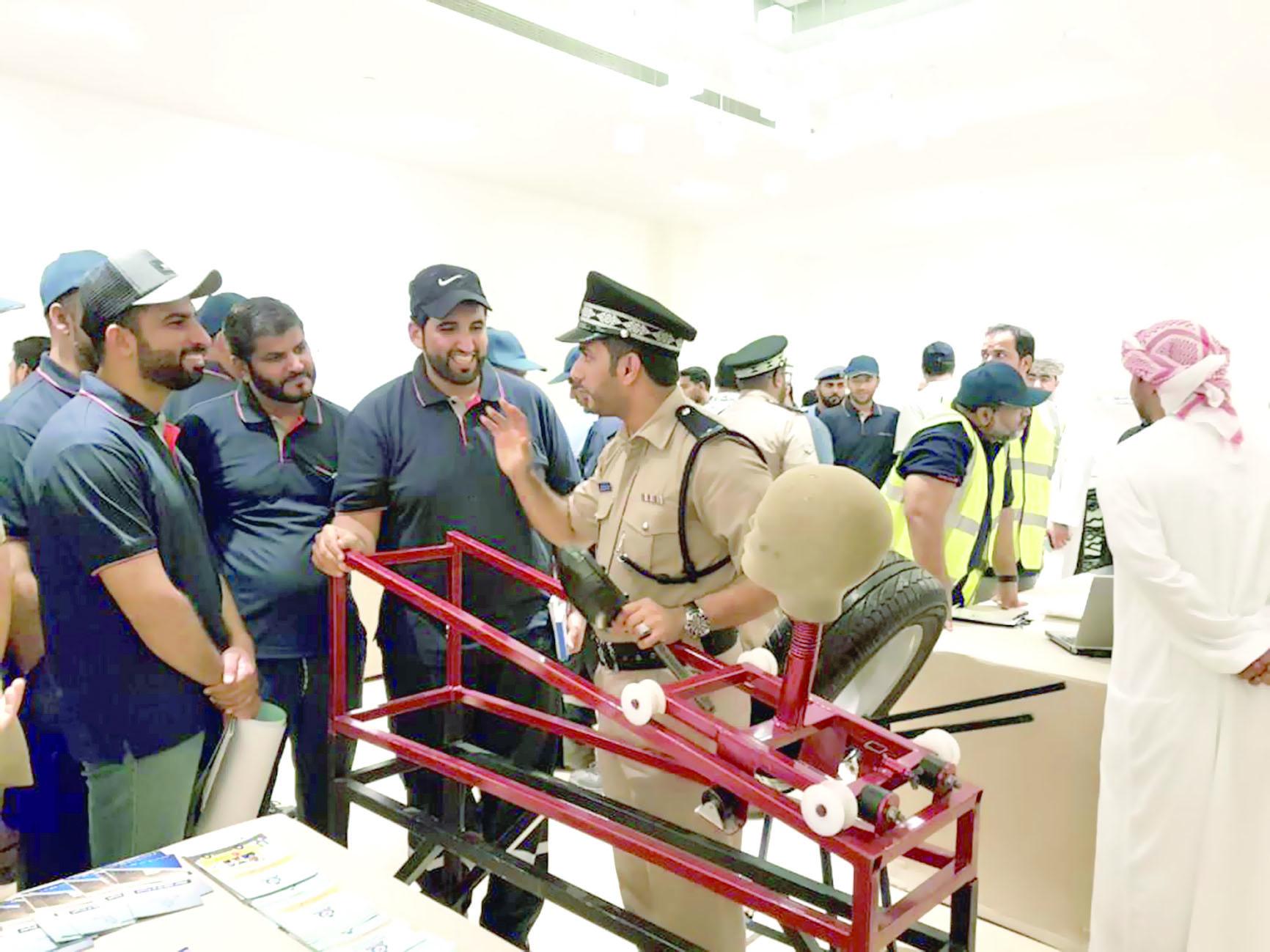معهد السلامة المرورية ينفذ 6 برامج توعوية