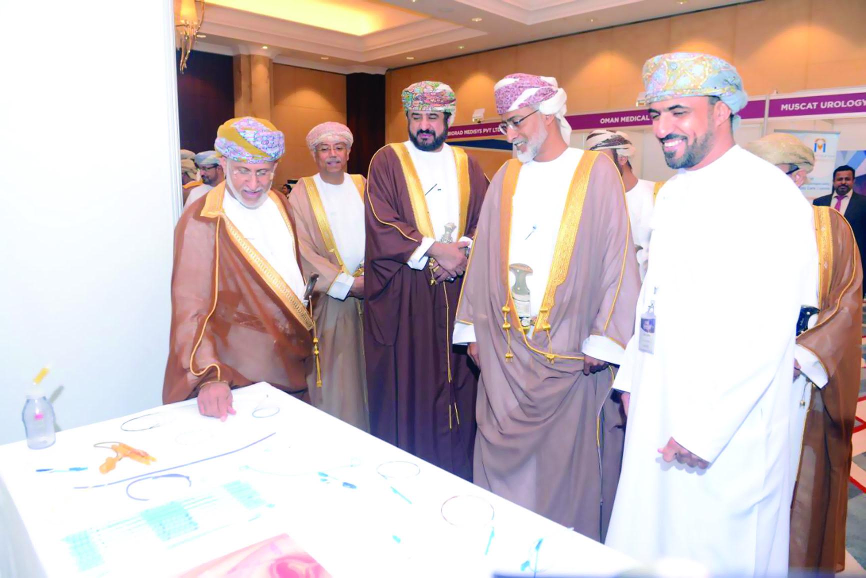 """افتتاح المؤتمر الدولي للرابطة العمانية لجراحة """"الكلى والمسالك البولية"""""""
